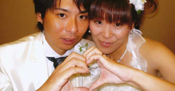 結婚式プロフィールビデオの新郎・新婦さまの声ページ